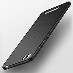 Xiaomi Mi 4C用ハードケース カバー プラスチック Xiaomi ブラック