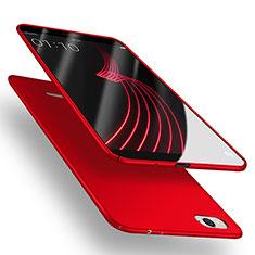 Xiaomi Mi 4C用ハードケース プラスチック 質感もマット M03 Xiaomi レッド