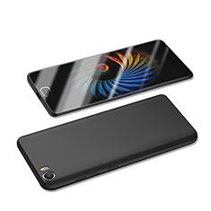 Xiaomi Mi 5用ハードケース プラスチック 質感もマット M05 Xiaomi ブラック