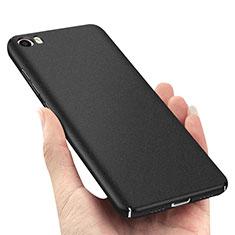 Xiaomi Mi 5用ハードケース カバー プラスチック Q03 Xiaomi ブラック
