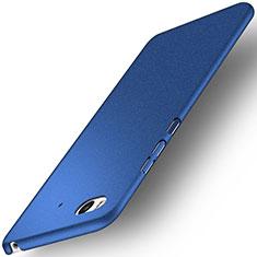 Xiaomi Mi 5S用ハードケース カバー プラスチック Xiaomi ネイビー
