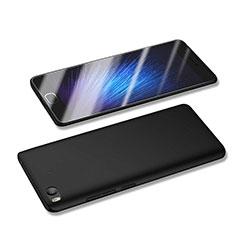 Xiaomi Mi 5S用ハードケース プラスチック 質感もマット M04 Xiaomi ブラック