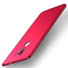 Xiaomi Mi 5S Plus用ハードケース プラスチック 質感もマット Xiaomi レッド
