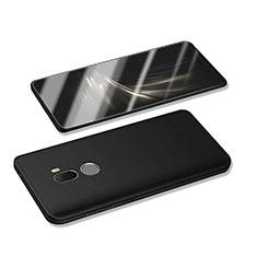 Xiaomi Mi 5S Plus用ハードケース プラスチック 質感もマット M02 Xiaomi ブラック
