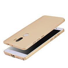 Xiaomi Mi 5S Plus用ハードケース プラスチック 質感もマット M03 Xiaomi ゴールド