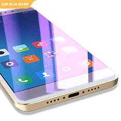 Xiaomi Mi 5S Plus用アンチグレア ブルーライト 強化ガラス 液晶保護フィルム Xiaomi ネイビー