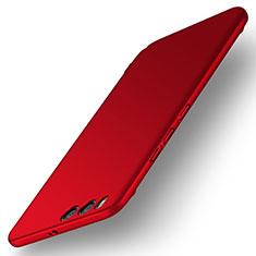 Xiaomi Mi 6用ハードケース プラスチック 質感もマット M04 Xiaomi レッド