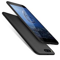 Xiaomi Mi 6用シリコンケース ソフトタッチラバー カバー Xiaomi ブラック
