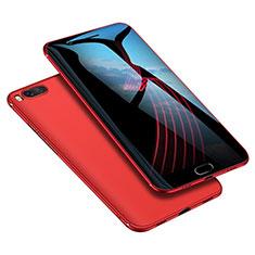 Xiaomi Mi 6用極薄ソフトケース シリコンケース 耐衝撃 全面保護 S03 Xiaomi レッド