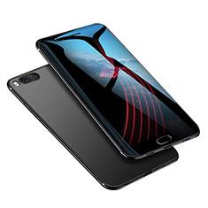Xiaomi Mi 6用極薄ソフトケース シリコンケース 耐衝撃 全面保護 S03 Xiaomi ブラック
