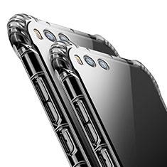 Xiaomi Mi 6用極薄ソフトケース シリコンケース 耐衝撃 全面保護 クリア透明 T09 Xiaomi クリア