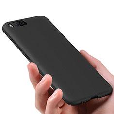 Xiaomi Mi 6用ハードケース プラスチック 質感もマット P02 Xiaomi ブラック