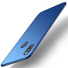 Xiaomi Mi 6X用ハードケース プラスチック 質感もマット M01 Xiaomi ネイビー