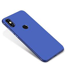 Xiaomi Mi 6X用極薄ソフトケース シリコンケース 耐衝撃 全面保護 S01 Xiaomi ネイビー