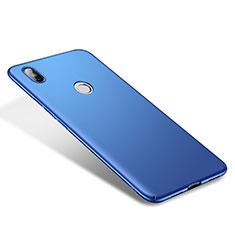 Xiaomi Mi 8用ハードケース プラスチック 質感もマット M01 Xiaomi ネイビー