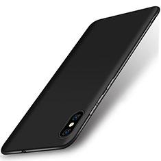 Xiaomi Mi 8 Explorer用極薄ソフトケース シリコンケース 耐衝撃 全面保護 S01 Xiaomi ブラック