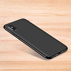 Xiaomi Mi 8 Explorer用極薄ソフトケース シリコンケース 耐衝撃 全面保護 S06 Xiaomi ブラック