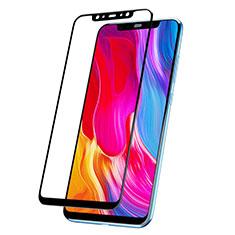 Xiaomi Mi 8 Explorer用強化ガラス フル液晶保護フィルム F04 Xiaomi ブラック