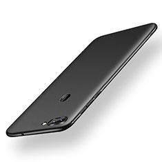 Xiaomi Mi 8 Lite用極薄ソフトケース シリコンケース 耐衝撃 全面保護 S01 Xiaomi ブラック