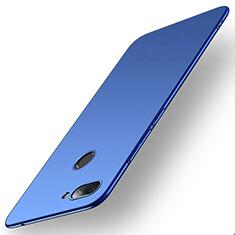 Xiaomi Mi 8 Lite用ハードケース プラスチック 質感もマット M01 Xiaomi ネイビー