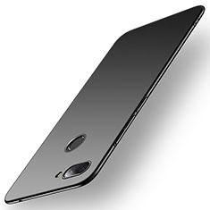 Xiaomi Mi 8 Lite用ハードケース プラスチック 質感もマット M01 Xiaomi ブラック