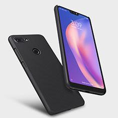 Xiaomi Mi 8 Lite用ハードケース プラスチック 質感もマット M02 Xiaomi ブラック
