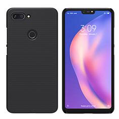 Xiaomi Mi 8 Lite用ハードケース プラスチック 質感もマット Xiaomi ブラック