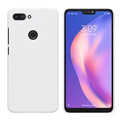Xiaomi Mi 8 Lite用ハードケース プラスチック 質感もマット Xiaomi ホワイト