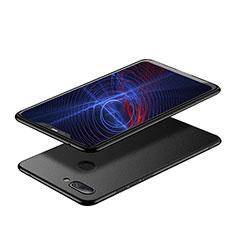 Xiaomi Mi 8 Lite用ハードケース プラスチック 質感もマット M03 Xiaomi ブラック