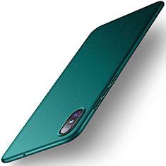 Xiaomi Mi 8 Pro Global Version用ハードケース プラスチック 質感もマット M01 Xiaomi グリーン
