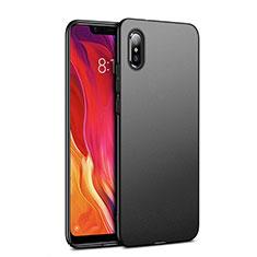 Xiaomi Mi 8 Pro Global Version用ハードケース プラスチック 質感もマット Xiaomi ブラック