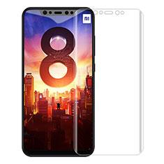 Xiaomi Mi 8 Pro Global Version用強化ガラス 液晶保護フィルム Xiaomi クリア