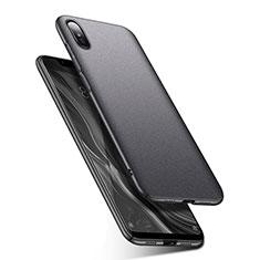 Xiaomi Mi 8 Screen Fingerprint Edition用ハードケース プラスチック 質感もマット M01 Xiaomi グレー