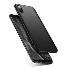 Xiaomi Mi 8 Screen Fingerprint Edition用ハードケース プラスチック 質感もマット M01 Xiaomi ブラック