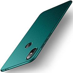 Xiaomi Mi 8 SE用ハードケース プラスチック 質感もマット M01 Xiaomi グリーン