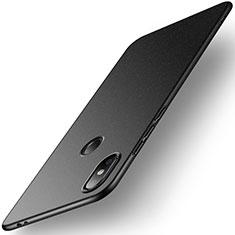 Xiaomi Mi 8 SE用ハードケース プラスチック 質感もマット M01 Xiaomi ブラック