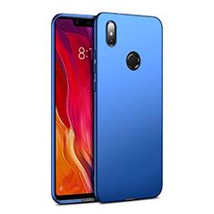 Xiaomi Mi 8 SE用ハードケース プラスチック 質感もマット Xiaomi ネイビー