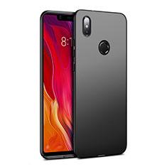 Xiaomi Mi 8 SE用ハードケース プラスチック 質感もマット Xiaomi ブラック