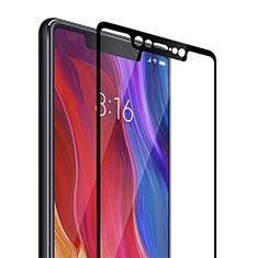 Xiaomi Mi 8 SE用強化ガラス フル液晶保護フィルム F05 Xiaomi ブラック
