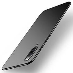 Xiaomi Mi 9用ハードケース プラスチック 質感もマット M02 Xiaomi ブラック