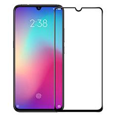 Xiaomi Mi 9用強化ガラス フル液晶保護フィルム F05 Xiaomi ブラック
