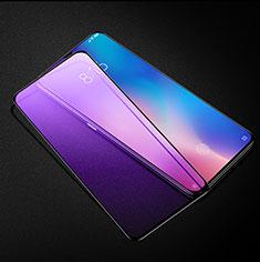 Xiaomi Mi 9 Pro 5G用強化ガラス フル液晶保護フィルム アンチグレア ブルーライト Xiaomi ブラック