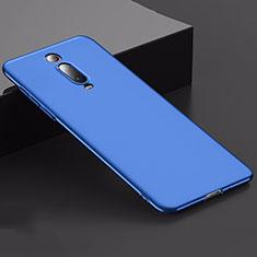 Xiaomi Mi 9T用ハードケース プラスチック 質感もマット M02 Xiaomi ネイビー