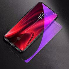 Xiaomi Mi 9T用アンチグレア ブルーライト 強化ガラス 液晶保護フィルム B01 Xiaomi クリア
