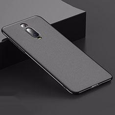 Xiaomi Mi 9T Pro用ハードケース プラスチック 質感もマット M02 Xiaomi ブラック