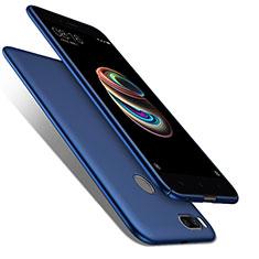 Xiaomi Mi A1用ハードケース プラスチック 質感もマット Xiaomi ネイビー