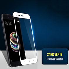 Xiaomi Mi A1用強化ガラス フル液晶保護フィルム F03 Xiaomi ホワイト