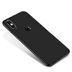 Xiaomi Mi A2用極薄ソフトケース シリコンケース 耐衝撃 全面保護 S01 Xiaomi ブラック