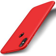 Xiaomi Mi A2 Lite用極薄ソフトケース シリコンケース 耐衝撃 全面保護 S01 Xiaomi レッド