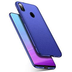 Xiaomi Mi A2 Lite用ハードケース プラスチック 質感もマット M01 Xiaomi ネイビー